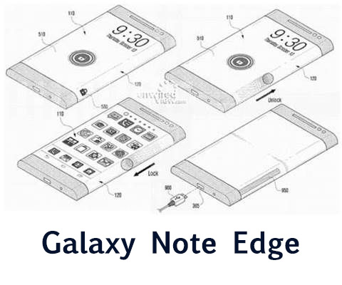 Samsung registro Galaxy Note Edge