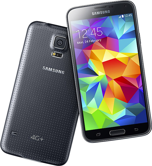 Samsung Galaxy S5 4G+ negro