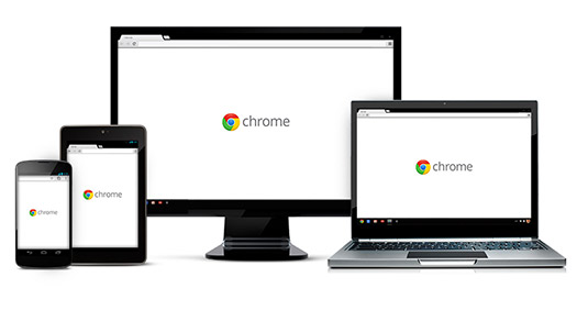 Google Chrome dispositivos