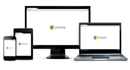 Google Chrome  dispositivos