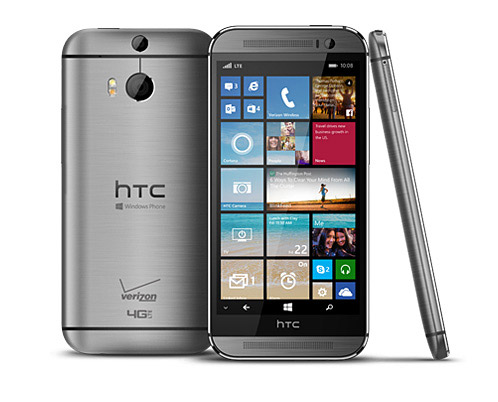 HTC One M8 for Windows oficial