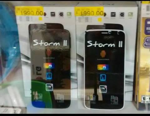 Inco Storm II filtrado