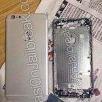 Nuevas imágenes muestran posible parte posterior de iPhone 6 de 5.5 pulgadas