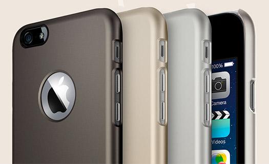 iPhone 6 Spigen cases parte trasera