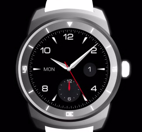 LG G Watch R Video Teaser