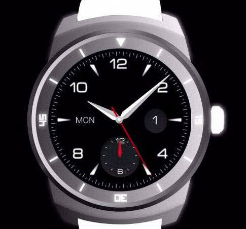 LG G Watch R Video Teaser