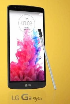El LG G3 Stylus
