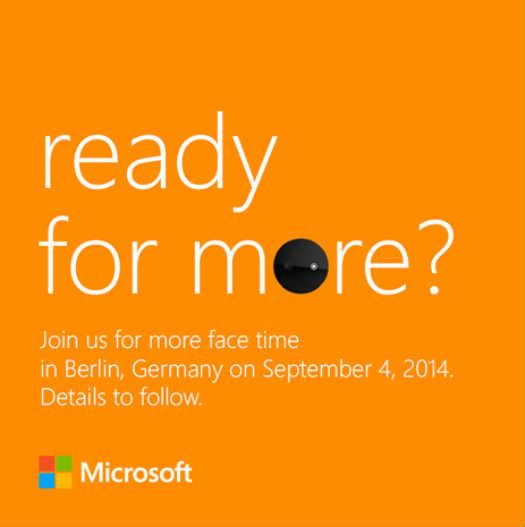 Invitación Microsoft