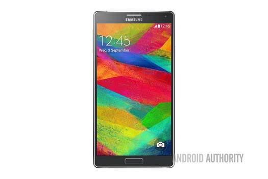 Render Galaxy Note 4