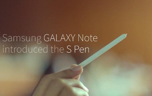 Samsung Note 4 Video Teaser