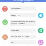 Qualcomm prueba su poderoso procesador Snapdragon 810