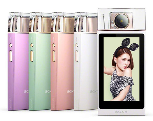 Sony  Cámara Selfie Cyber shot DSC-KW11 colores