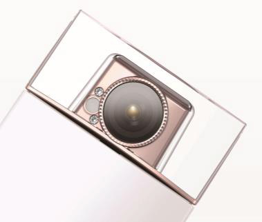 Sony Cámara Selfie Cyber-shot DSC-KW11 lente giratorio 180 grados