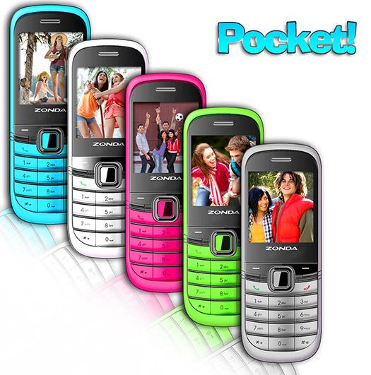 Zonda Pocket ZM05