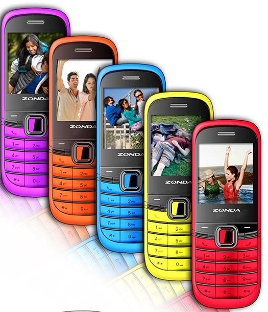 Zonda Pocket ZM05 varios colores