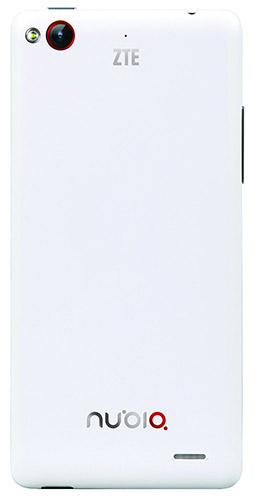 ZTE nubia 5S mini LTE cámara trasera con Flash LED