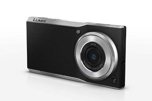 Panasonic Lumix CM1 un smartphone Android con lente Leica de 20 MP