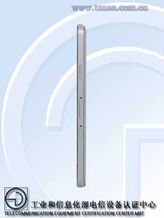 Galaxy A3 lateral
