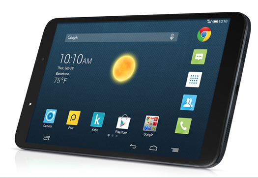 Hero 8 tablet