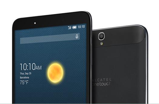 Hero 8 tablet detalle
