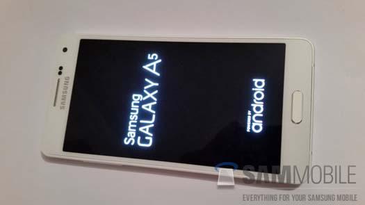 Galaxy Alpha A5 SM-A500