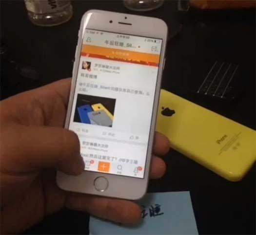 iPhone 6 en video