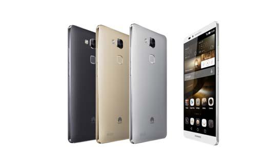 Huawei Ascend Mate 7 diseños