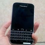 El BlackBerry Classic se filtra en video: llevará marco de metal
