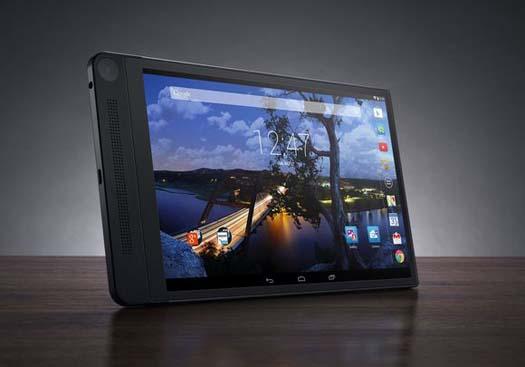 Dell presenta Venue 8 7000, una tablet ultra delgada con cámara 3D