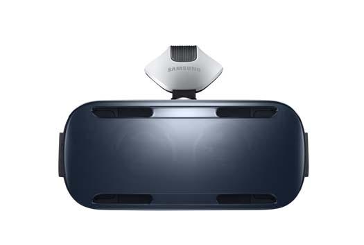 Gear VR frontal
