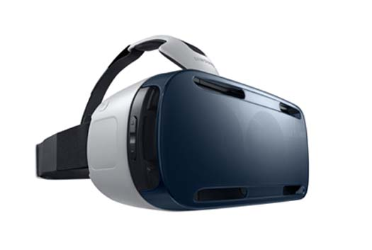 Gear VR lateral