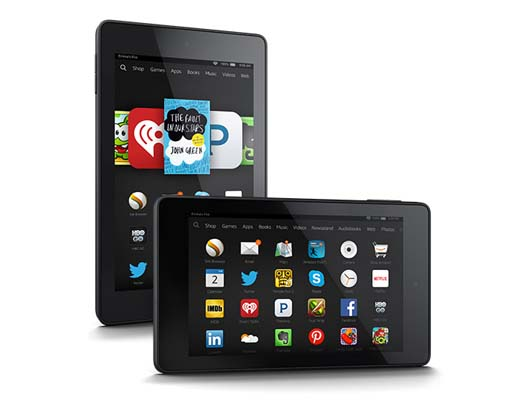 Amazon Kindle Fire HD 6 y 7