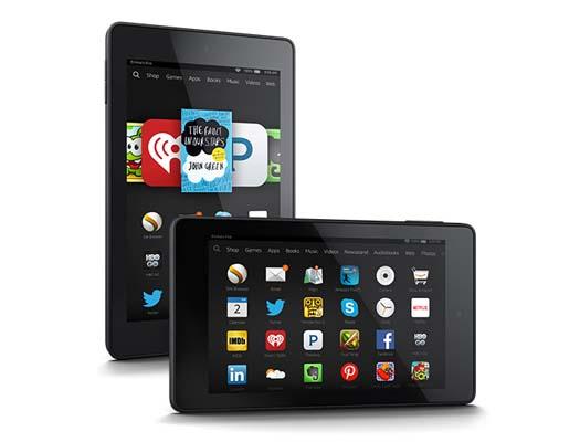 Amazon Kindle Fire HD 6 y 7