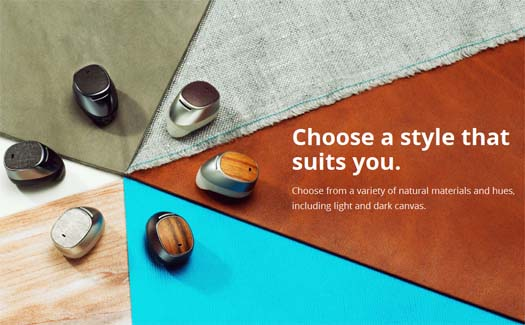 Moto Hint es oficial: controla tu smartphone sin cables