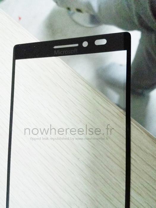 Panel de nuevo Lumia