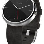 Moto 360 el nuevo reloj inteligente con Android Wear es oficial