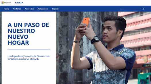 Nokia cambia a Microsoft