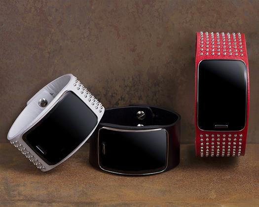 Samsung Gear S Diesel Black Gold