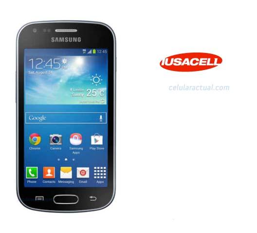 Samsung Galaxy Trend Plus con Iusacell