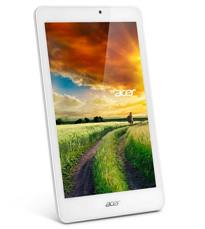 Acer One 8 tablet con Android 4.4 KitKat
