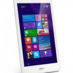 Acer presenta tablets: Iconia Tab 10, Iconia One 8 e Iconia Tab 8 W
