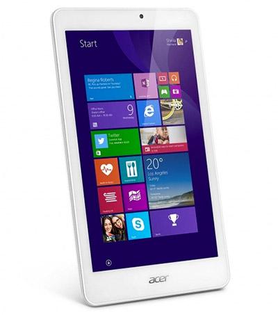 Acer Iconia Tab 8 W tablet con Windows 8.1