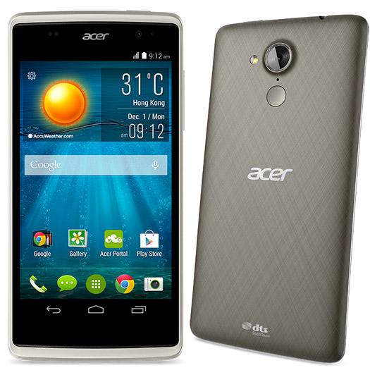 Acer Liquid Z500 Blanco Y Negro Pantalla Y C 225 Mara