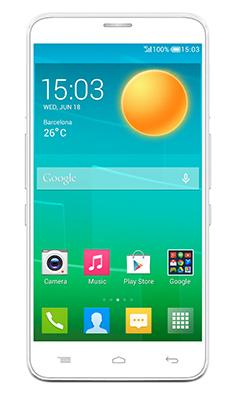 Alcatel OneTouch Flash 6042D pantalla