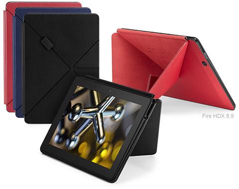Amazon Fire HDX 8.9 2014 con cubiertas