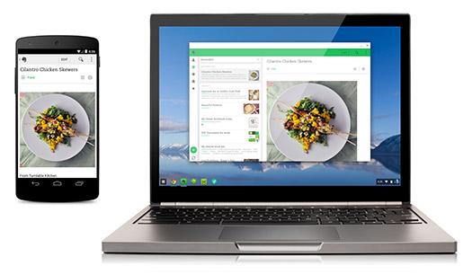 Apps de Android en Chromebooks y Chromeboxs