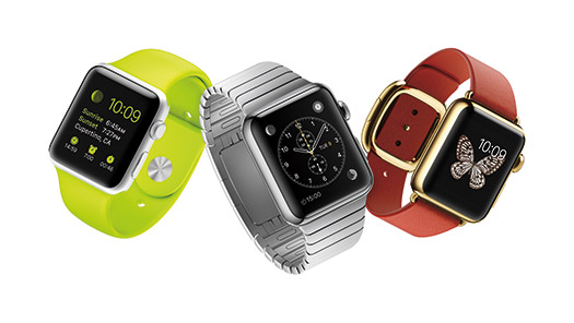 Apple Watch oficial versiones