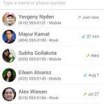 Google lanza llamadas por voz gratis desde Hangouts para iPhone y Android