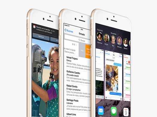Apple lanza iOS 8.1.3 para iPhone, iPad y iPod