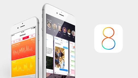 iPhone 6 y iPhone 6 Plus con iOS 8